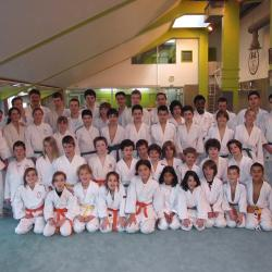 Les stages de l'Alliance Roanne Judo